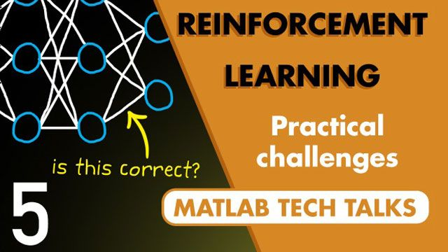 There are a few challenges that occur when using reinforcement learning for production systems and there are some ways to mitigate them. This video covers the difficulties of verifying the learned solution and what you can do about it.