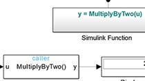 Create and call functions across Simulink and Stateflow .