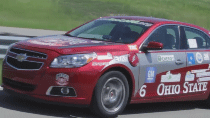 The Ohio State EcoCAR teams have a long history of using MATLAB and Simulink to develop models to perfect their controls strategy.