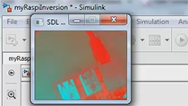 This hands-on tutorial shows how to use Simulink to program a Raspberry Pi 2 for image inversion. A stream of images are acquired from the Raspberry Pi Camera Board while the inverted image is being viewed in the Simulink environment.